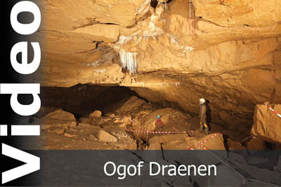 Ogof Draenen Video