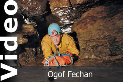 Video of Ogof Fechan by Keith Edwards