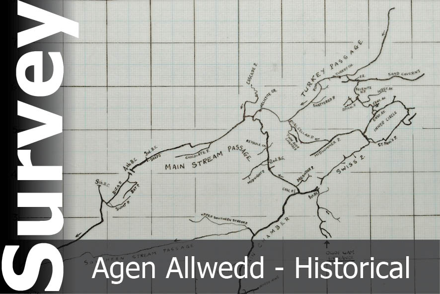 Agen Allwedd Survey - For Historical Interest Only
