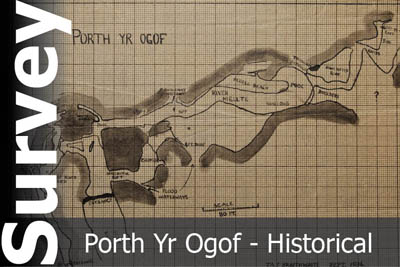 Porth Yr Ogof Survey - For Historical Interest Only