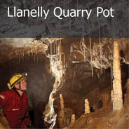 Llanelly Quarry Pot