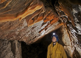 Photos and information for Lesser Garth Cave