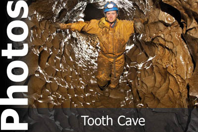 Tooth cave photo set